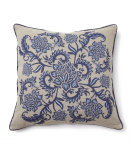 RugStudio presents Classic Home Villa Full Bloom V150308 Indigo Blue